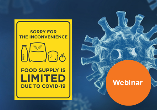 "Webinar ""How does Covid-19 affect Food Supply Chains – now and in future?"""