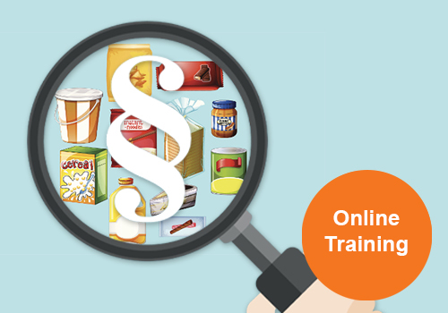 "International Akademie Fresenius FCM Online Training ""EU Food Contact Legislation"""